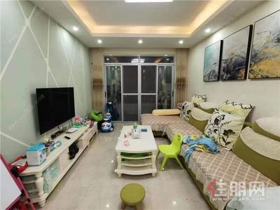 邕宁区 -实验三小 民族中学小区 世茂精装小2房租1800 有钥匙看房