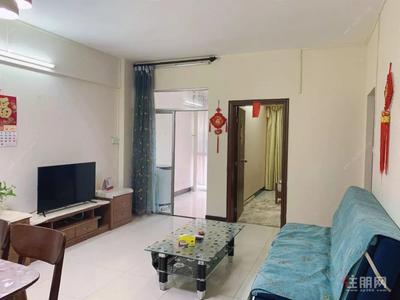 江南新区-江南区 上海城旁 中环大厦 电梯正规一厅一房 1200元月