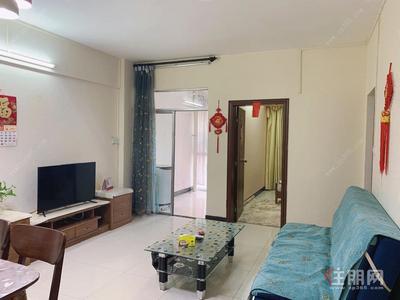 江南新区-温馨租房 中环大厦 精装修1房  南北通透 电梯房