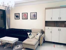恒大城,精装3房2厅家具家电配套齐全拎包入住、租金2200月合适可以议价