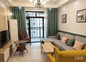 玉东区文化广场 东昇时代温馨简约3房 配套齐全拎包入住