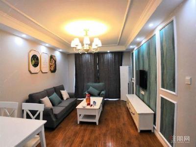青秀区,租 索菲特酒店旁 东方一品 温馨2房 拎包入住 看房方便