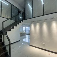 万科大厦100平复式实用面积有160平,房源