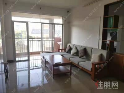 长洲区-靓房子出租,配全新家私家,带30平大露台,业主出租,无中介费