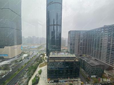 五象大道-合景国际办公室精装修出租 2002000平 可随机匹配面积