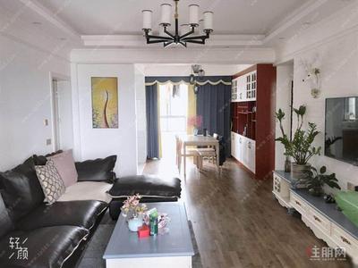 江南区-有钥匙看房 普罗旺斯旁,福满瑞园小区精装3房 全新配套 仅租