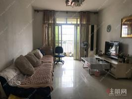 桃花源祈福城 精装大2房2厅1卫 拎包入住 1400/月