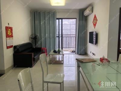 昆仑-100%真实图片 中海国际社区4房招租2100/月 房子24楼