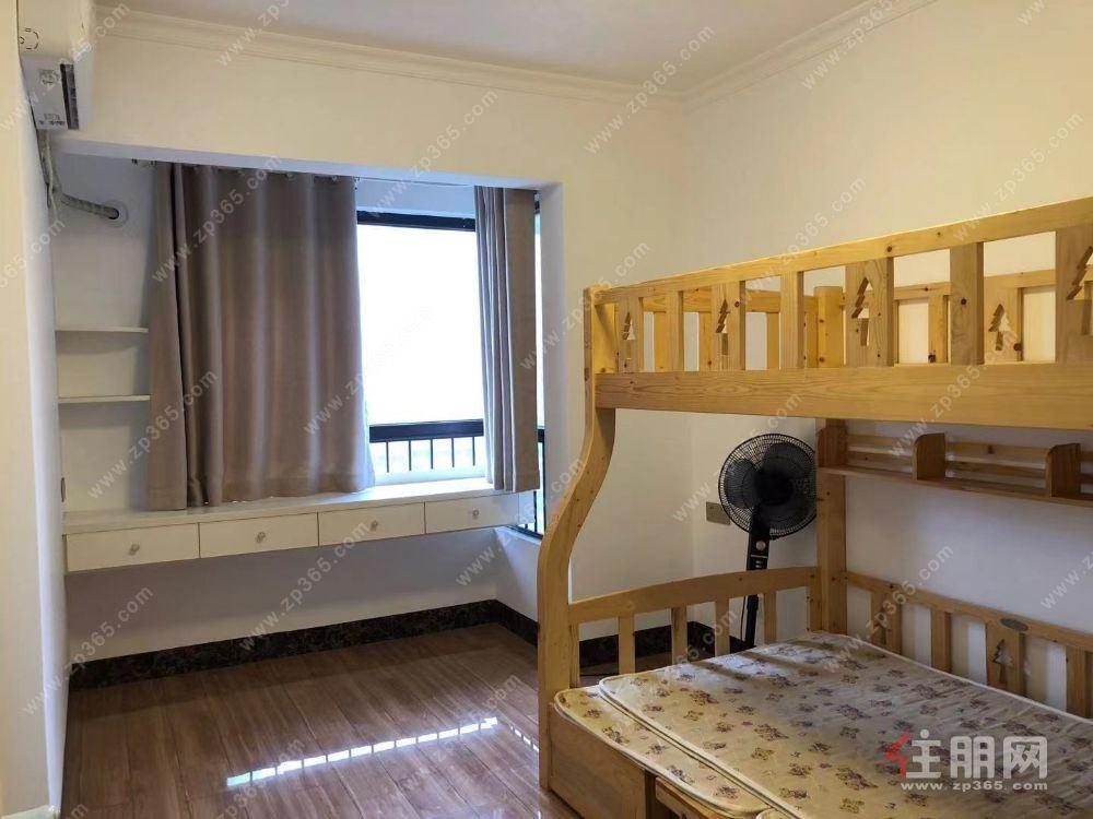 100%真實房源 真實圖片 榮和千千樹110平3房配齊招租3200  在23樓