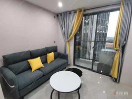 地铁口,万达茂旁天誉城复式公寓1房,拎包入住,租1500