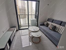 五象大道万达茂旁天誉城高层精装两层复式公寓全新家具首 租