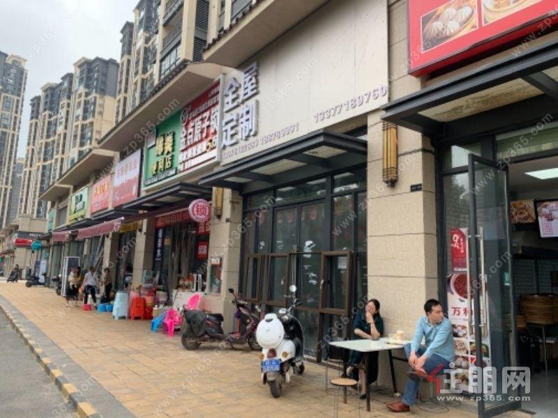 丽景湾十字路口沿街商铺出租