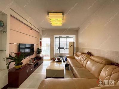 青环路,汇东郦城 100万 3室2厅1卫 精装修,大型社区,居家首选
