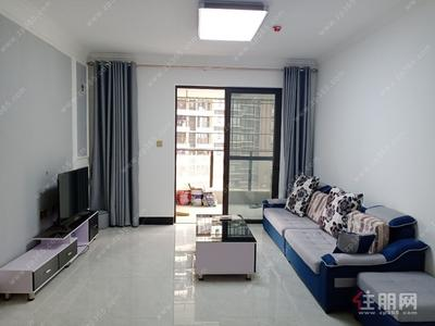 鳳嶺北,100%真實圖片 真實房源 榮和悅瀾山109平4房配齊招租2700/月 房子在8樓