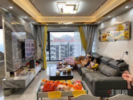 嘉和城精装楼中楼出租使用面积200平,有露台家电家具配齐