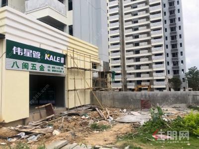南宁-招租招租,江南大道准现铺可租可售,周边有学校和小区建设人流不愁,9月份交付