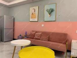 總部基地 輕奢風裝修公寓  月租1600(富雅大夏)3號線 配套齊全