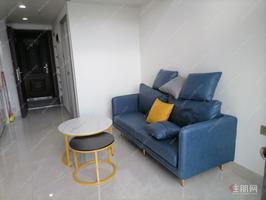 五象新区总部基地天誉城loft一房 配齐租1600 独立阳台
