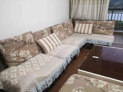 良庆镇-好和家园 90平三房两厅配备母子床 周边配套十分便捷 近地铁