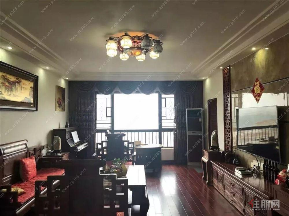 航洋城旁 实拍!带红木家私楼中楼 可办公可会所  有钥匙看房方便