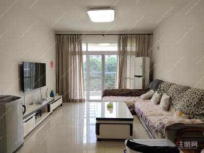 青秀区-超干净超靓的两房,全新配齐出租可陪读,翡翠园两房2500