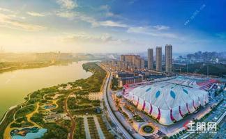 五象新区+万达茂商圈核心【万达茂天樾】毛坯LOFT+江景公寓+可投资可自住