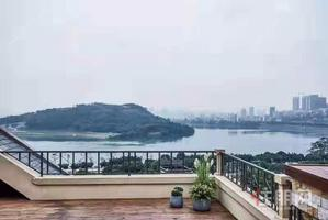 阳光城丽景湾—— 一线江景房,7楼可看江,地铁口,可就读实验三小 江湾路小学步云中学