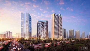青秀凤岭,首付31万起世界五百强,地铁位置租金2万一个月