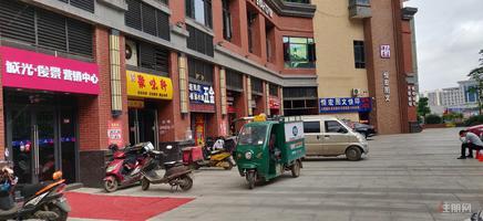 凤岭北现铺,临街商铺,6米层高,城光俊景关联美泉1612