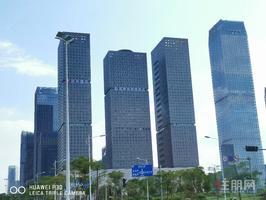 五象金融中心《合景国际金融广场》75平100万,首付55万,精装写字楼富雅国际金融中心