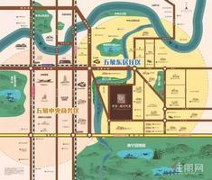 南宁五象新区 四号地铁99/115平在售 四号地铁+园博园