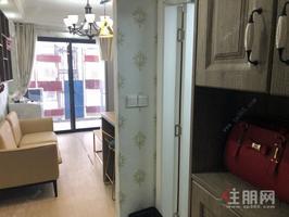 南宁北(东盟商业广场)70年产权公寓 双景观阳台,可改成两房