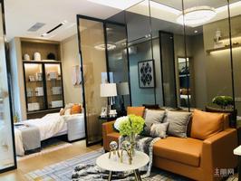 (笋盘)西大对面(瀚林学府)SOHO公寓(首付13万)员工房