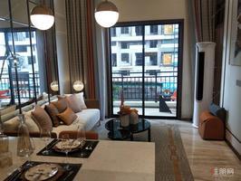 8字头复式公寓购一层享两层(中梁柏仕公馆)1号地铁口100米