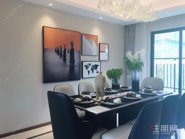 凤岭北毛坯四房+双阳台东盟商务区商圈+荣和大地115四房+低首付