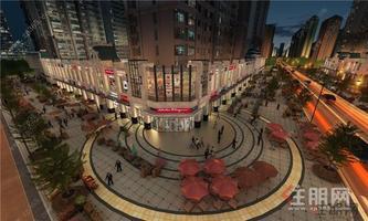 五象总部基地商铺 铺铺临街 双地铁业态不限 37-94平起