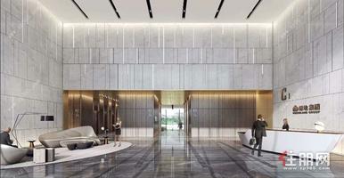 61--109平绿地中央写字楼 随意组合 首付5层 免息分期2年 现房 租金抵月供