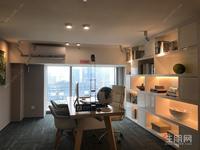 万达茂现房公寓!5.09米高复式楼 楼下地铁口【天誉城】首付8万 月供1800起