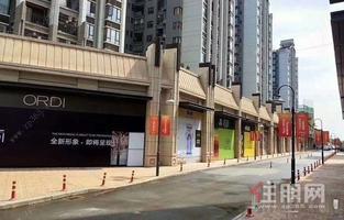 五象总部基地核心(27平一楼临街小铺)双地铁口,总价低