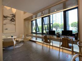 五象总部 核心位置写字楼,可做上下两层、60平当120平用