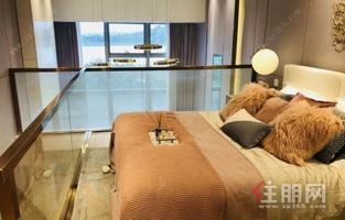 找我85折五象文旅居住核心(团购万达茂9000元)江景复式5.09米公寓