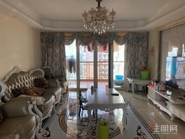 镇实房源塞纳维拉花园朝南大4房单价12700豪华装修小区樶低银行评估单价14000