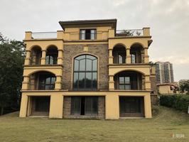 嘉和城高迪山新房源 V6独栋别墅  看高尔夫 花园2亩