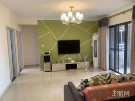 绿地国际花都双卫大3房朝南全屋硅藻泥装修业主花了20多万单价17300