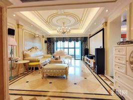 南宁市顶级豪宅之一万达公馆稀缺大平层户型4加1房业主将近100多万装修费用
