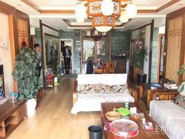 万达茂稀缺业主自己住花了50多万的中式精装大4房亏本出售单价14000