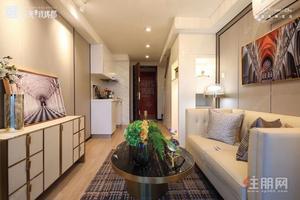 五象自贸区(龙光玖珑郡)8字头LOFT公寓
