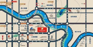 江南市中心地铁口学区房,配套成熟,性价比高!