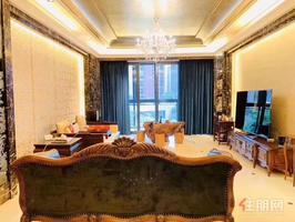 南宁樶高端的豪宅华润幸福里云顶楼层大5房尊贵身份象征府邸性价比高
