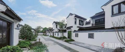 赠送200平合院花园(招商十里云裳)合院别墅,总价140万起,预约看房